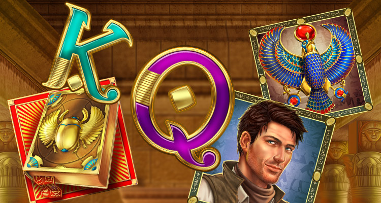 Play Book of Dead Slot Free Play
