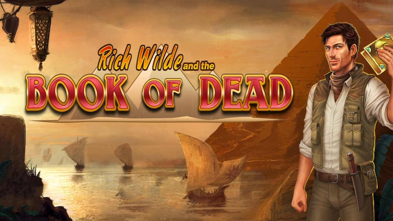 Rich Wilde and the Book of Dead: Birth of First Online Slot Protagonist | Movie TV Tech Geeks News